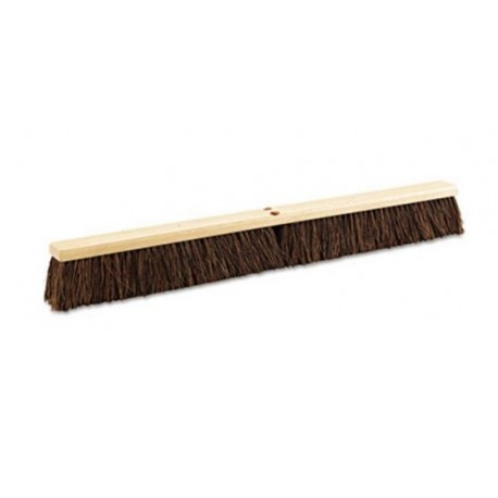 Boardwalk Floor Brush Head 36 Wide Palmyra Bristles