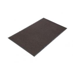 NEEDLE RIB WIPE & SCRAPE MAT POLYPROPYLENE 48 X 72 BROWN