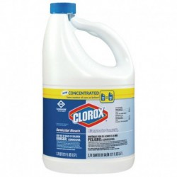 ULTRA CLOROX GERMICIDAL BLEACH 121OZ BOTTLE