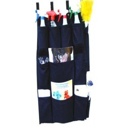 Housekeeping Organizer with 12 pocket