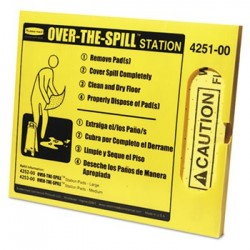 OVER THE SPILL STATION KIT