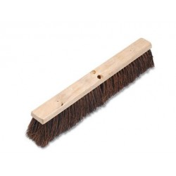 Floor Brush Head Natural Palmyra Fiber 24