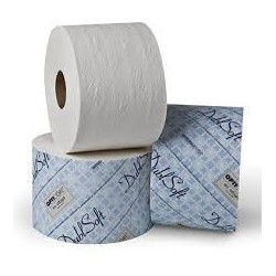 DublSoft OptiCore Controlled Bath Tissue 800 Sheet / Roll
