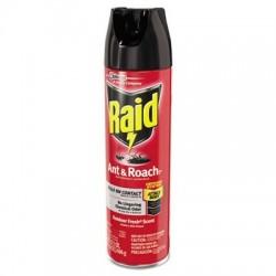 RAID Ant and Roach Killer 17.5oz Aerosol