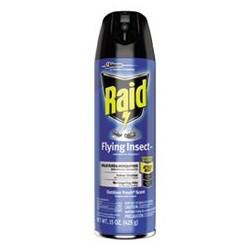 RAID Flying Insect Killer 15 oz Aerosol