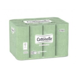 KLEENEX COTTONELLE TWO-PLY CORELESS BATHROOM TISSUE