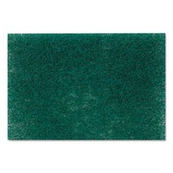 Scotch-Brite - PROFESSIONAL Commercial Heavy Duty Scouring Pad 86 6 x 9 Green