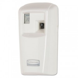 RUBBERMAID- Commercial Microburst Odor Control System 3000 LCD White