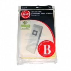 HOOVER ALLERGENT BAG B DISPOSABLES C1320