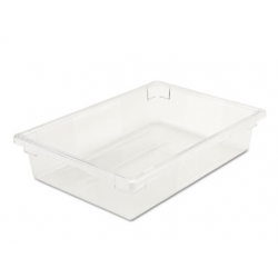 Rubbermaid Food/Tote Boxes 8 1/2gal  Clear
