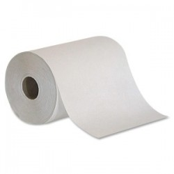 Hardwound Roll Towels..8x 800 Bleached White