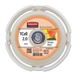 RUBBERMAID- Commercial TC TCell 2.0 Air Freshener Refill Mango Blast 24 mL Cartridge