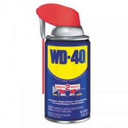 WD-40 Smart Straw Spray Lubricant 8 oz Aerosol Can