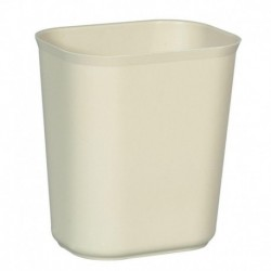 (WHITE) Color Trashcan 14QT
