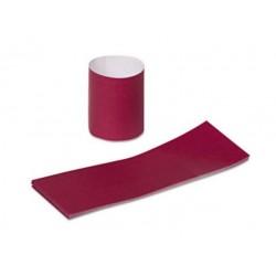 Royal Paper Napkin Bands Paper White 1 1/2