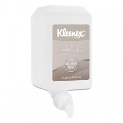 Alcohol-Free Foam Hand Sanitizer 1000 ml Clear