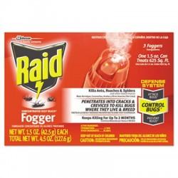 Raid Concentrated Deep Reach Fogger 1.5 oz Aerosol Can