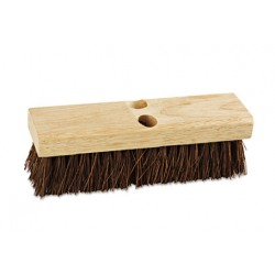 DECK BRUSH HEAD 10 HEAD PALMYRA BRISTLES