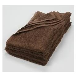 (BROWN) Salon Towel 16 X 27   3lbs