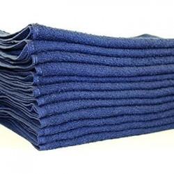 (NAVY BLUE) Salon Towel  16 X 27   3lbs