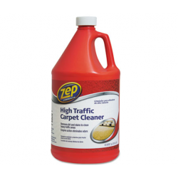 Zep Commercial High Traffic Carpet Cleaner 128 oz Bottle