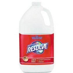 Professional RESOLVE Carpet Extraction Cleaner 1gal Bottle