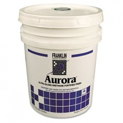 FRANKLIN AURORA ULTRA GLOSS FORTIFIED FLOOR FINISH 5 GAL PAIL