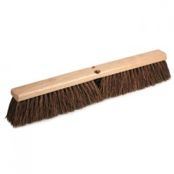 Floor Brush Head Natural Palmyra Fiber