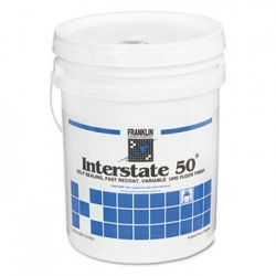 FRANKLIN INTERSTATE 50 FLOOR FINISH 5 GAL CUBE