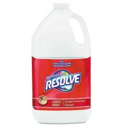Professional RESOLVE Carpet Extraction Cleaner Concentrate 1gal Bottle
