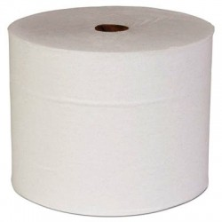 Scott Small Core High Capacity Bath Tissue 2-Ply White