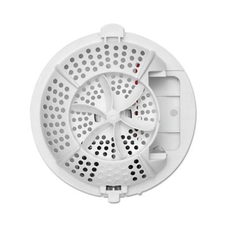 Easy Fresh Dispenser White 4 3/4 Diameter