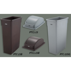 Slender Trash Can Covers for PTC-23K