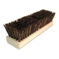 Boardwalk Deck Brush Head 12 Wide Palmyra Bristles
