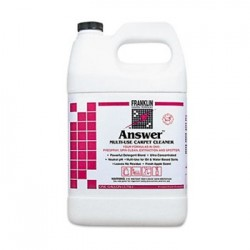 Franklin Cleaning Technology Answer Multi-Use Carpet Cleaner 1 gal Bottle