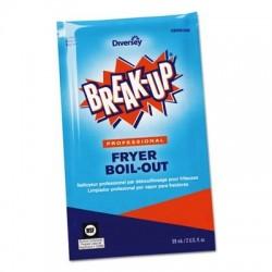 BREAK-UP Fryer Boil-Out 2oz Packet