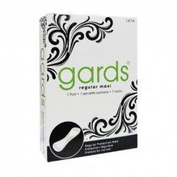 Gards Maxi Pads Folded