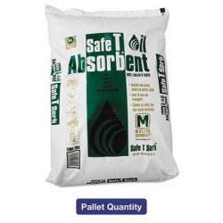 Safe T Sorb All-Purpose Clay Absorbent 40lb Poly-Bag
