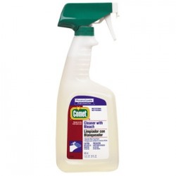 Cleaner with Bleach 32 oz Spray Bottle