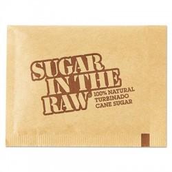 Sugar in the Raw Sugar Packets Raw Sugar 0.18 oz Packets