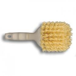 Utility Brush Polypropylene FillLong Tan Handle
