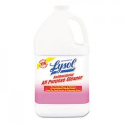 LYSOL ANTIBACTERIAL. ALL-PURPOSE CLEANER 1 GAL. BOTTLE