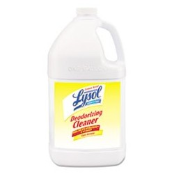 Professional LYSOL Brand Disinfectant Deodorizing Cleaner 1gal Bottle Concentrate Lemon