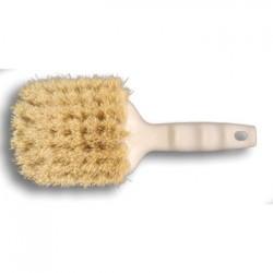 Utility Brush Tampico Fill Long Tan Handle