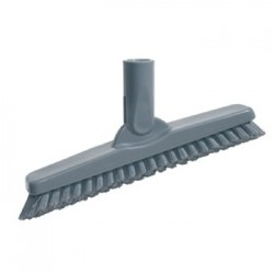 SmartColor Swivel Corner Brush Gray Handle