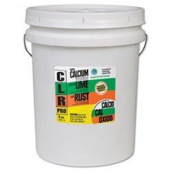 Calcium Lime and Rust Remover 5gal Pail