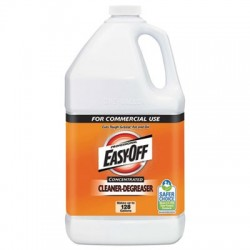 Professional EASY-OFF Heavy Duty Cleaner Degreaser Concentrate 1 gal Bottle