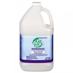 Professional Air Wick Liquid Deodorizer Clean Breeze 1 GAL