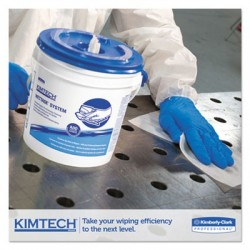 Kimtech WetTask System for Solvents Wipers Only