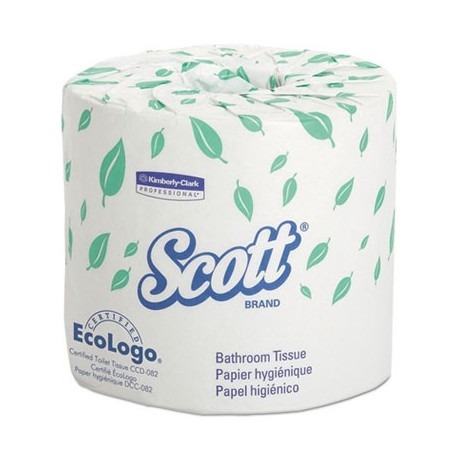 Scott Standard Roll Bathroom Tissue 2-Ply
